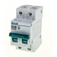 Автоматический выключатель ВА 101-2Р-020А-С
