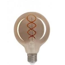 Светодиодная лампа GLDEN-G95DSS-6-230-E27-1800 1/5/20