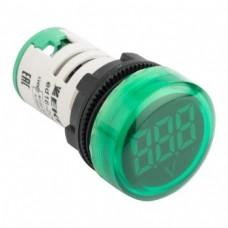 Индикатор значения напряжения ED16-22VD зел. PROxima ed16-22vd-g
