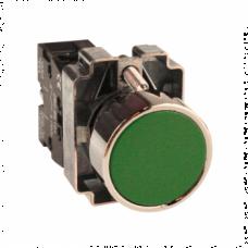 Кнопка ВА31  зеленый NO xb2-ba31