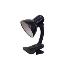 Светильник GTL-022-60-220 черный на прищепке