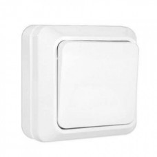 Выключатель 1-кл. ОП Олимп 10А IP20 бел. Universal О0021